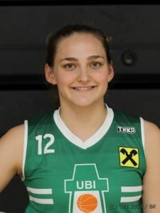 #12 Josefine Meyer, 12.09.19, Graz, Austria, BASKETBALL, Fotosession UBI Graz