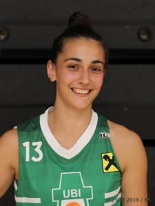 #13 Laura Bischof, 12.09.19, Graz, Austria, BASKETBALL, Fotosession UBI Graz
