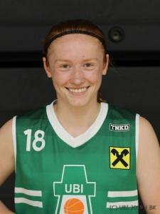#18 Erin Foxhall, 12.09.19, Graz, Austria, BASKETBALL, Fotosession UBI Graz